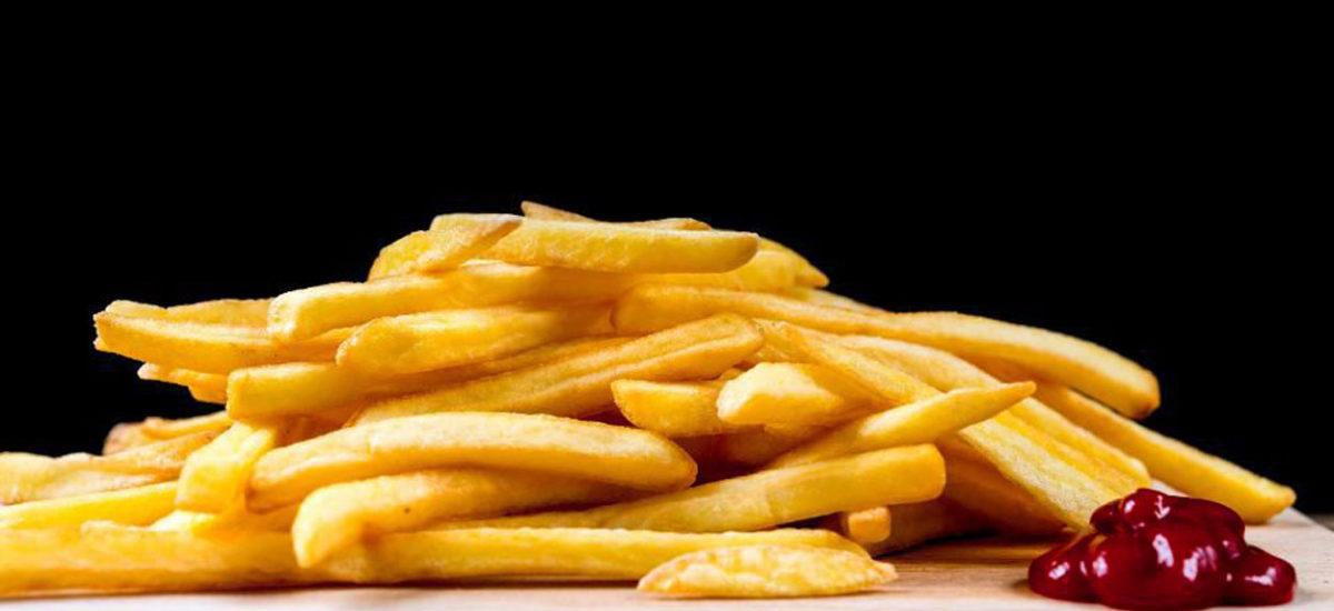 Il menu dei fritti (contorni)