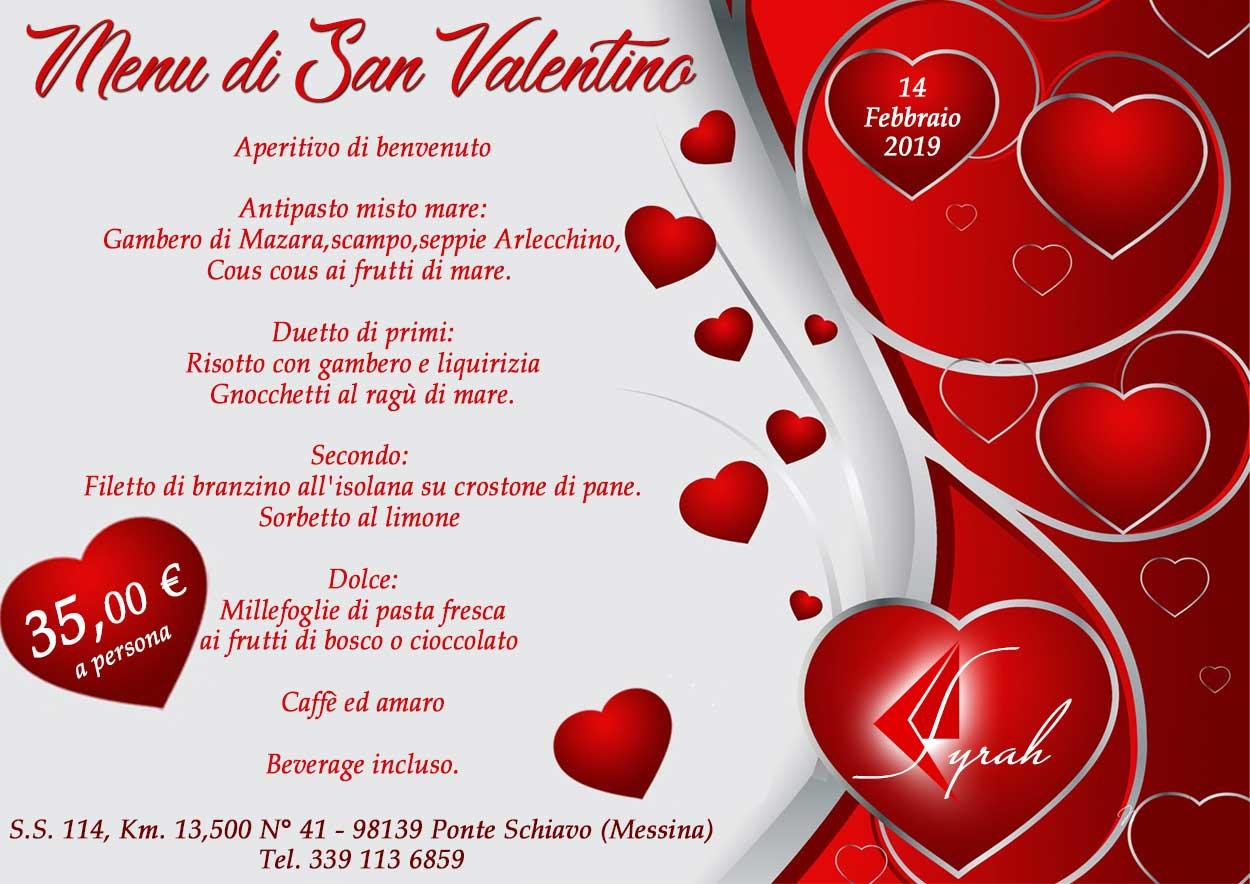 Per San Valentino regala una cena romantica con vista sullo stretto di Messina