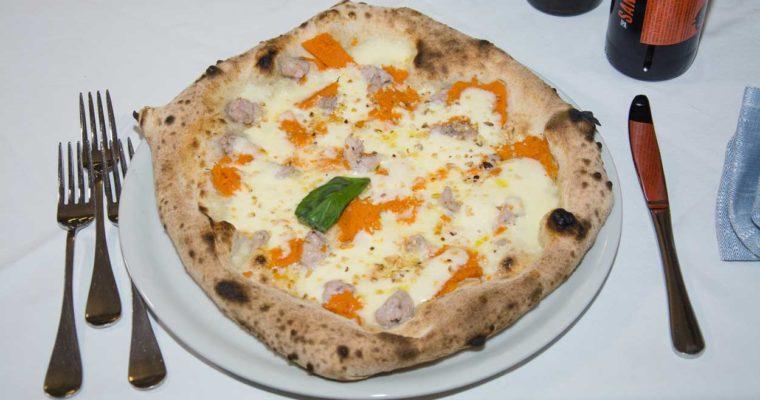 Il menu delle Pizze Speciali